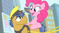 Pinkie Pie 'Just be kind...' S4E08