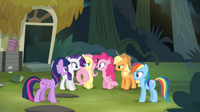 File:Pinkie Pie 'Rainbow Dash makes a pretty good point' S4E04.png