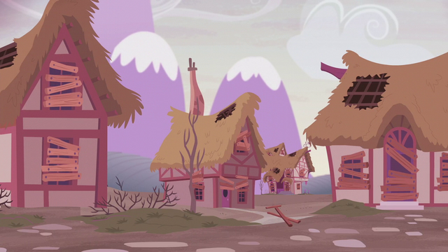 File:Ponyville looking abandoned S5E25.png