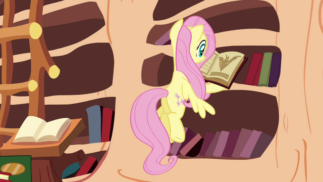 File:Fluttershy finds the answer S3E5.png