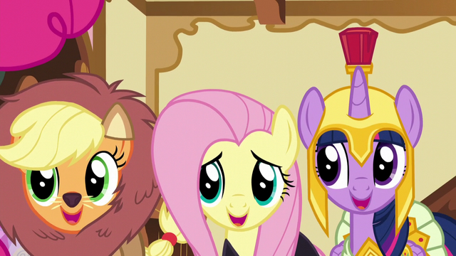 "File:Main ponies ""where you stop nopony knows!"" S5E21.png"