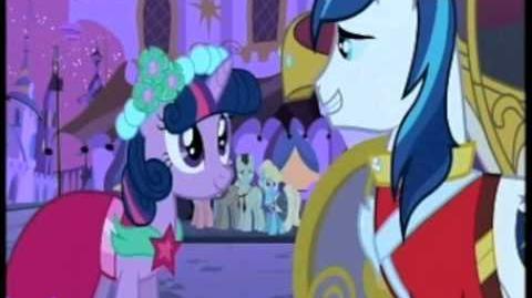 My Little Pony = Kauniit Häät = Love Is In Bloom (Finnish)