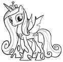 Princess Cadance half-changeling ID PCPM