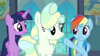 "Rainbow Dash ""or he won't make it"" S6E24"