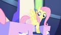 Fluttershy's cutie mark glows S5E01.png