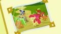 Photo album 3 (dancing ponies) S3E8.png