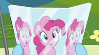 Pinkie Pie explains how she can have fun at two places at once S3E03