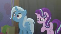 Trixie makes a realization S6E6