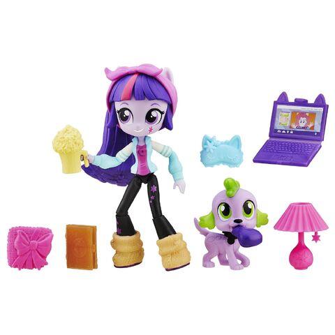 File:Equestria Girls Minis Twilight Sparkle Sleepover set.jpg