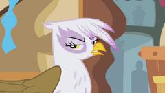 Gilda thoroughly unamused S1E05