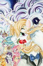 My Little Pony Deviations cover RI textless