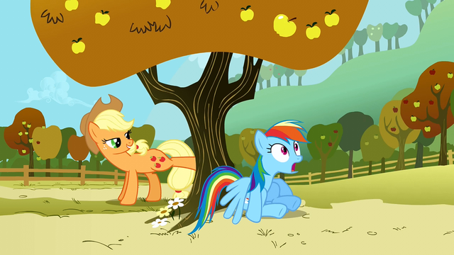 File:Rainbow Dash gasping S1E13.png