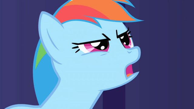 File:Rainbow Dash serious S01E01.png