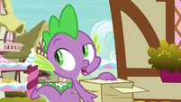 Spike guessing Countess Coloratura S7E9