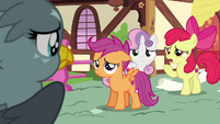 "Apple Bloom ""since you can do everything"" S6E19"