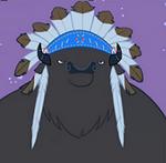 Chief Thunderhooves Face S1E21