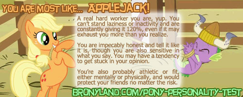 File:FANMADE Pony Personality Test Applejack's banner.jpg