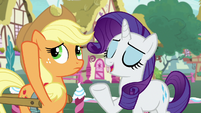 "Rarity ""a judge must be honest"" S7E9"