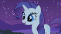 Rarity looks at Spike S1E24.png