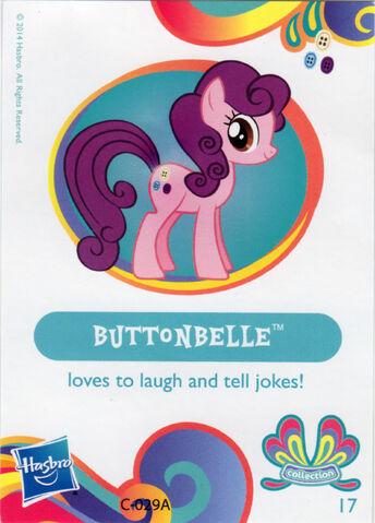 File:Wave 11 Buttonbelle collector card.jpg