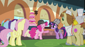 Pinkie Pie 'case is finally solved' S2E24.png
