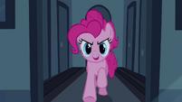 Pinkie Pie chasing S2E24