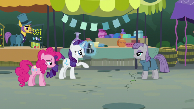 File:Rarity tells Maud to back up a little S6E3.png