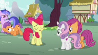 "Apple Bloom ""will never be the same"" S6E4"