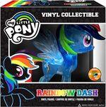 Funko Rainbow Dash crystal glitter vinyl figure