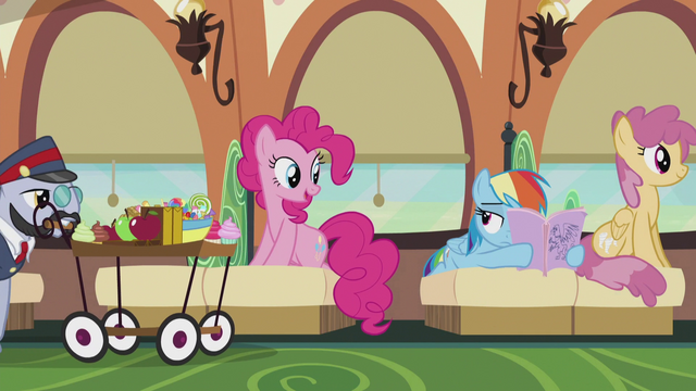 File:Pinkie asks Rainbow what she's reading S5E8.png