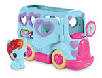 Playskool Friendship Party Bus with Rainbow Dash