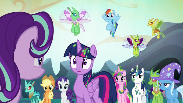 File:Twilight Sparkle surprised by Starlight's accomplishment S6E26.png