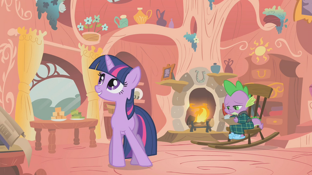 File:Twilight dictating her friendship report S1E11.png