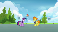 """Rainbow Dash """"so full of hope and competition"""" S6E24"""