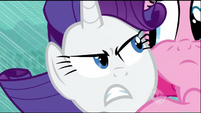 Rarity mad once more S2E2