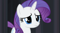 Rarity sad S4E08