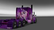 FANMADE ETS2 Pete 389 Custom - Princess Cadance Skin 9
