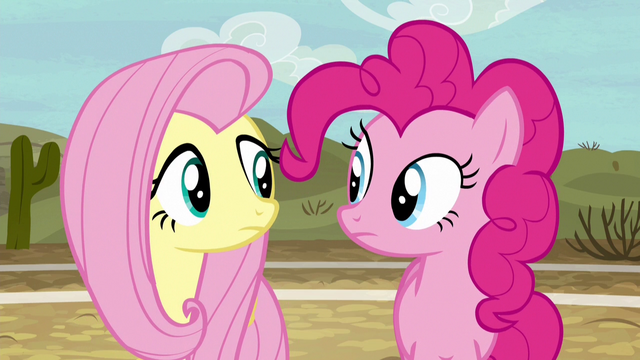 File:Fluttershy and Pinkie listen to Rainbow Dash S6E18.png