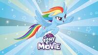 MLP The Movie Rainbow Dash desktop wallpaper