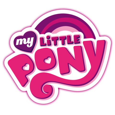 File:My Little Pony mobile game logo.png