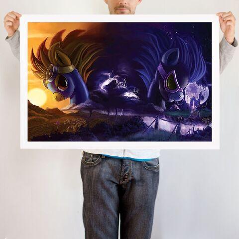 File:Shadow Wonders art print WeLoveFine.jpg