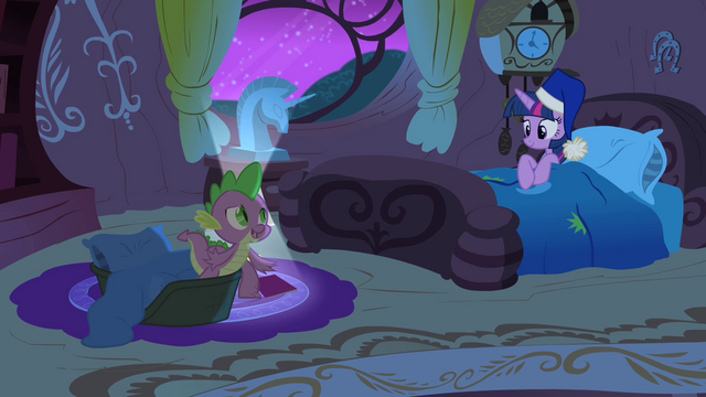 File:Spike going to bed S4E06.png