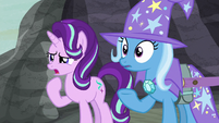 "Starlight ""magically stole everypony's cutie marks"" S6E25"
