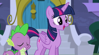 "Twilight ""Of course!"" S5E12"