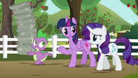 "Twilight ""what do you mean?"" S6E10"