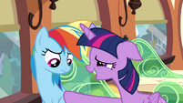 Twilight 'It was nice of you to be' S4E10