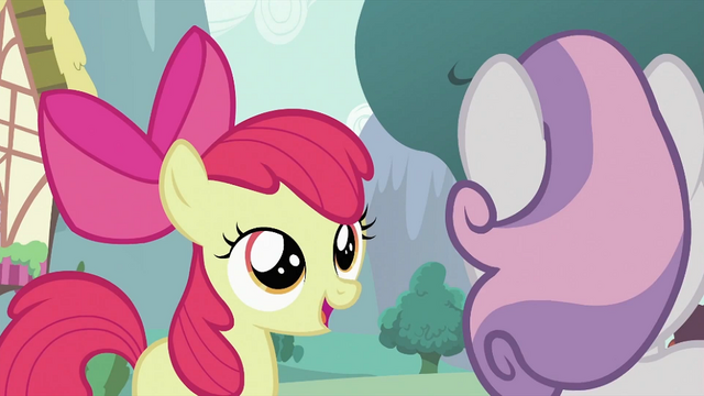 File:Apple Bloom talking to Sweetie Belle S2E05.png