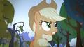 Applejack singing while walking through Sweet Apple Acres S4E07.png