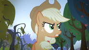 Applejack singing while walking through Sweet Apple Acres S4E07