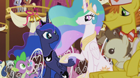 Celestia and Luna make amends S5E9